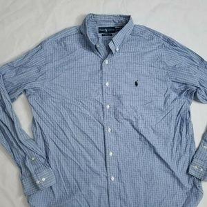 Ralph Lauren Classic Fit Button Shirt